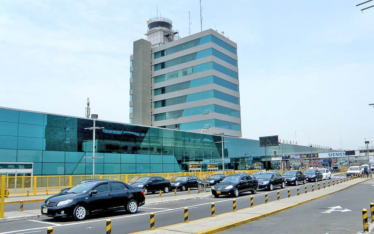Lima airport Taxi